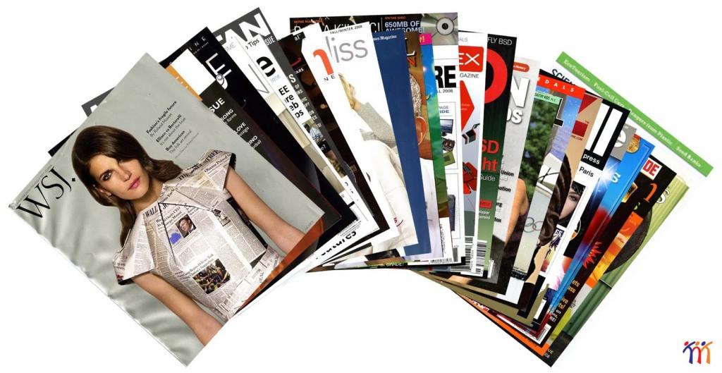 In sách, báo, tạp chí giá rẻ