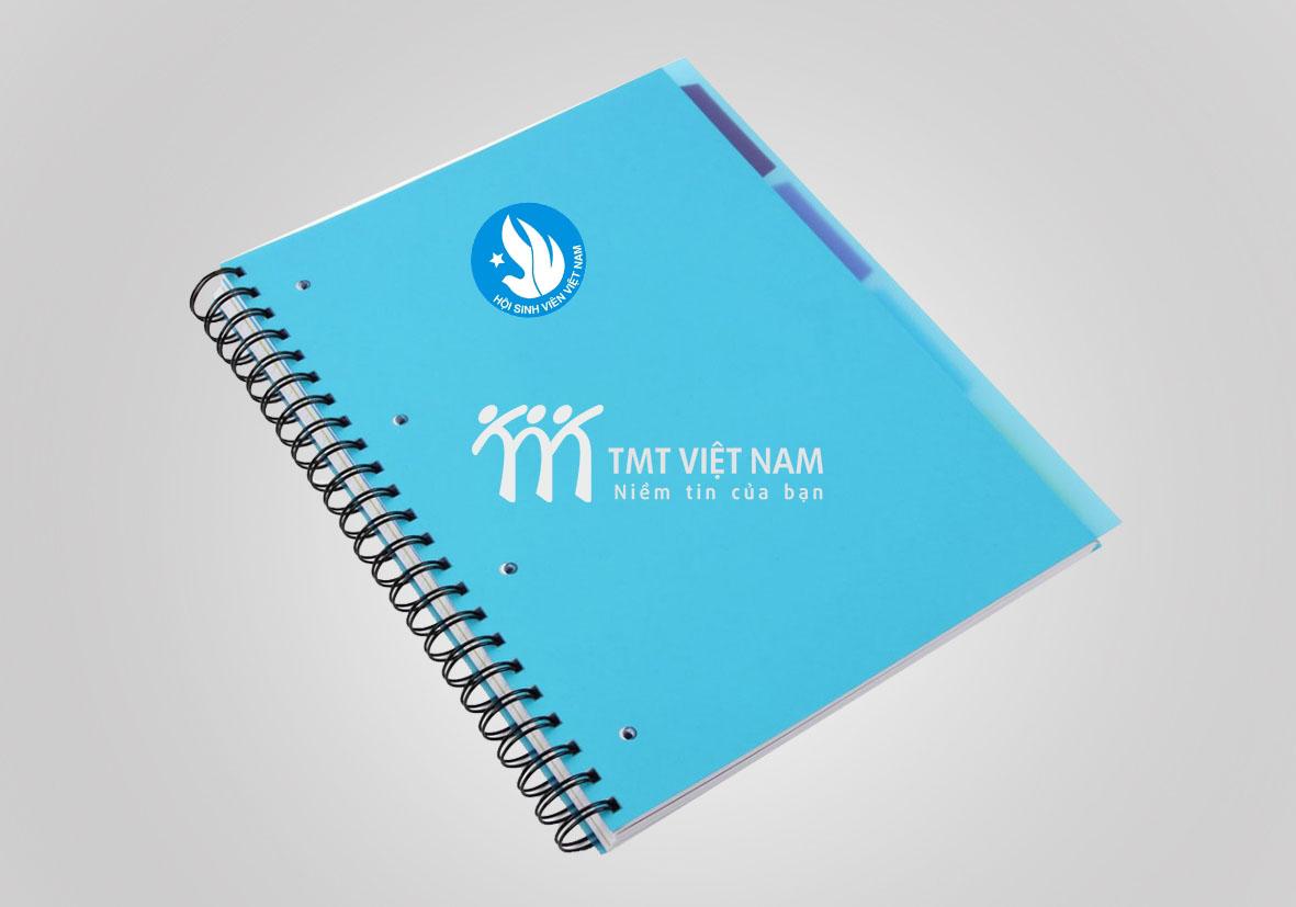 Sổ ghi chú Hội sinh viên Việt Nam