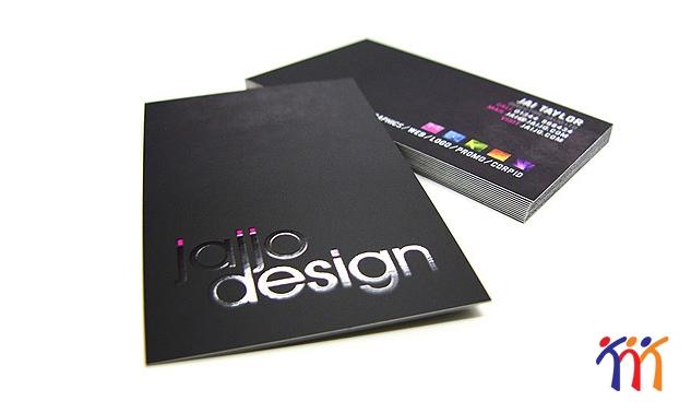 Thiết kế in card visit, in danh thiếp đẹp nhanh giá rẻ tại Hà Nội