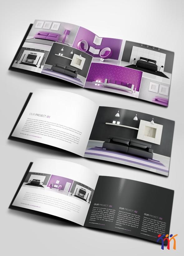 Phân biệt Profile, Catalogue, Brochure