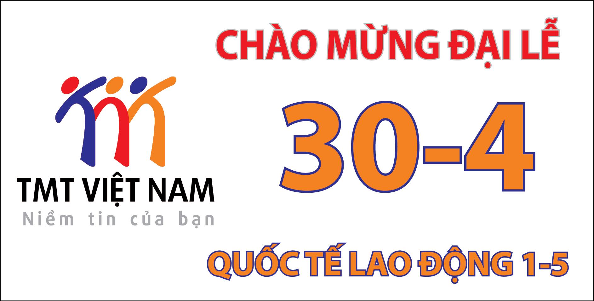 Thong bao nghi le 30/4 và mùng 1/5 nam 2017