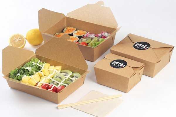 Hộp giấy đựng thức ăn nhanh TMT