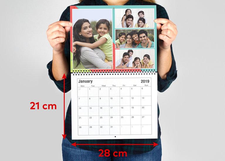 Calendar Design Brief : Báo giá in lịch treo tường mẫu mới nhất