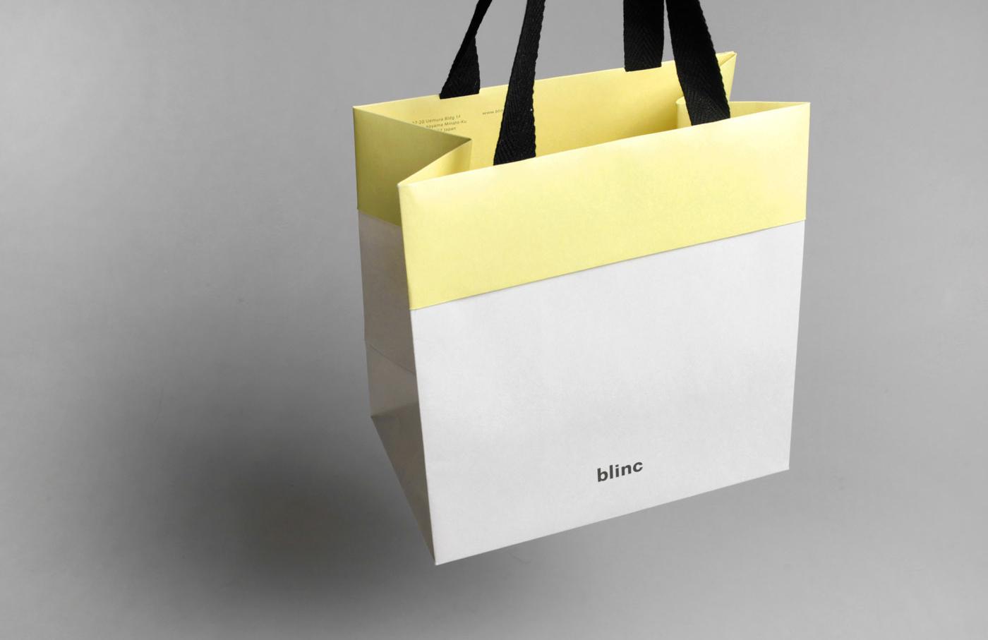 In túi giấy cho shop thời trang, thiết kế miễn phí