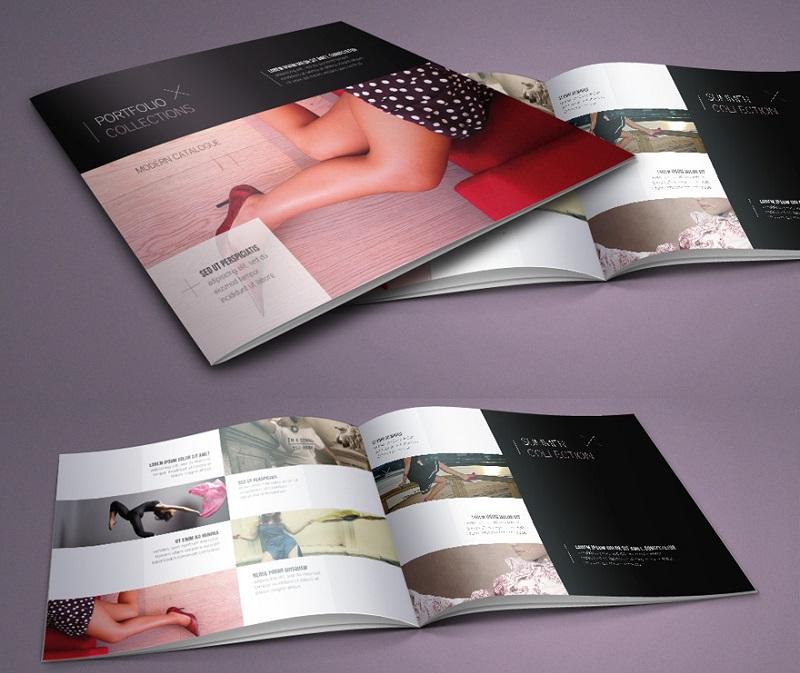 Dịch vụ in catalogue lấy ngay giá rẻ nhất Hà Nội