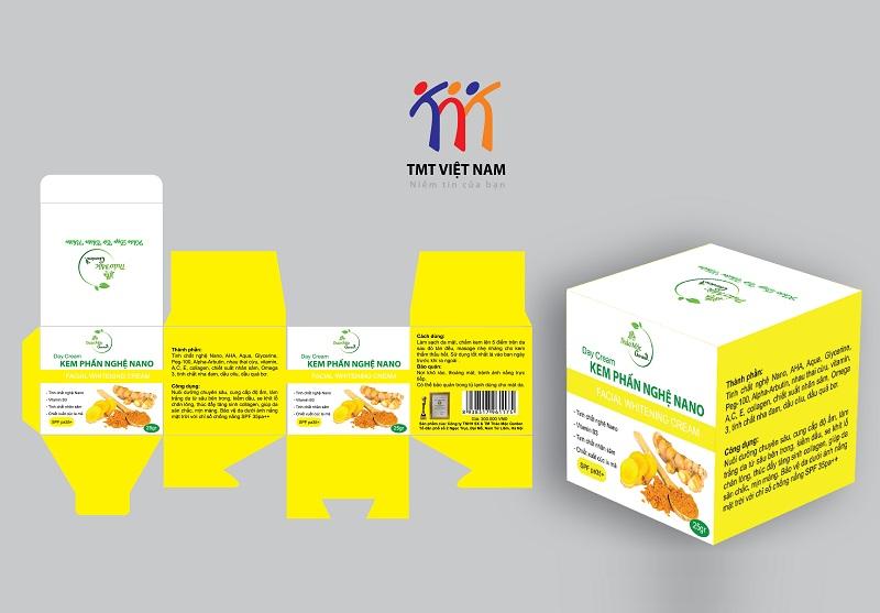 Công ty in hộp giấy Hà Nội - uy tín, chất lượng cao