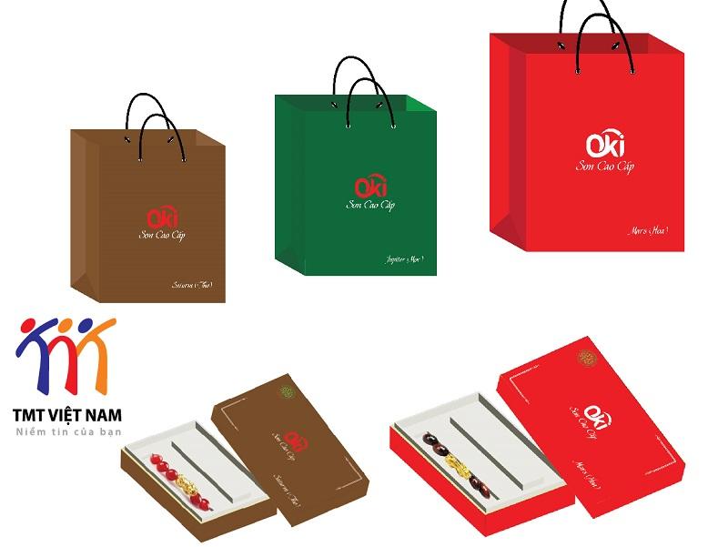 Công ty in túi giấy các loại giá rẻ nhất Hà Nội