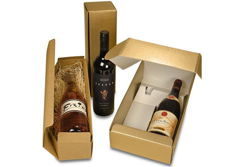 In hộp giấy đựng rượu chất lượng, giá cạnh tranh
