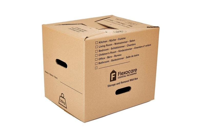 In thùng carton giá rẻ, các mẫu thùng carton mới nhất 2019