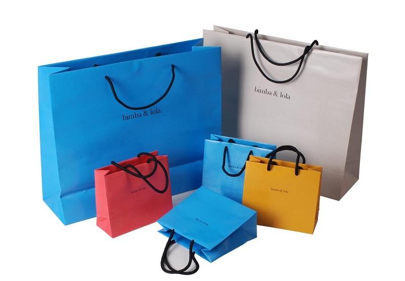In túi giấy bán hàng giá rẻ, chất lượng nhất tại Hà Nội