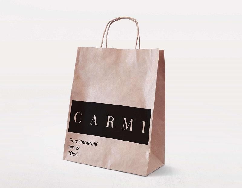 In túi giấy cho shop thời trang giá rẻ nhất tại Hà Nội
