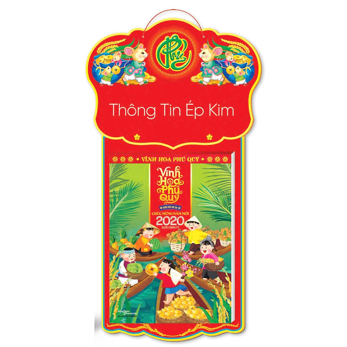 in lịch tết 2020