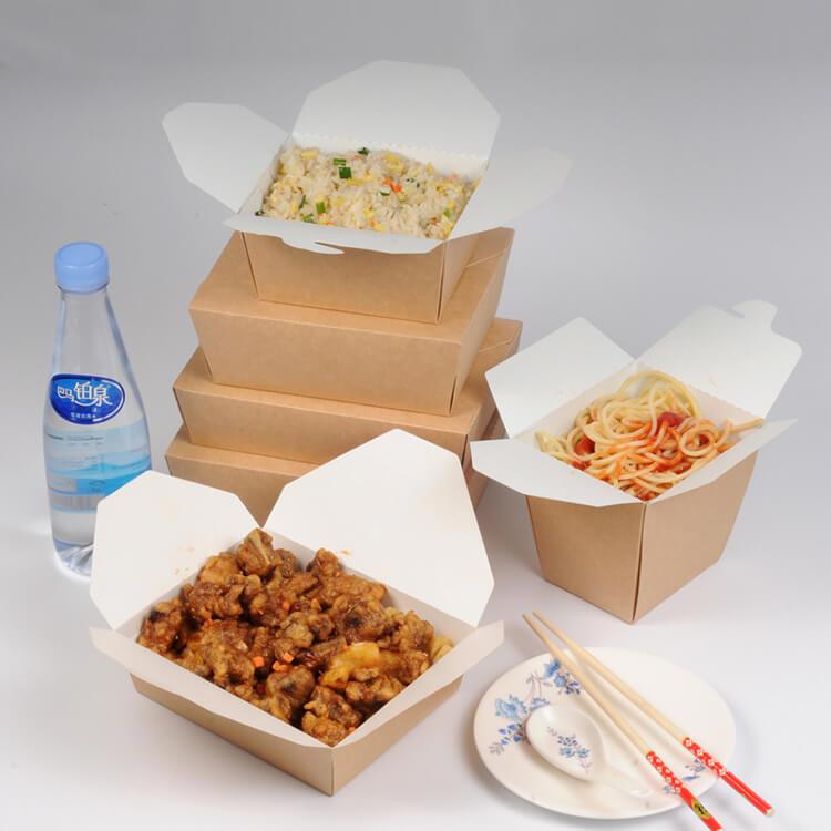 in hộp giấy đựng thực phẩm đẹp chất lượng