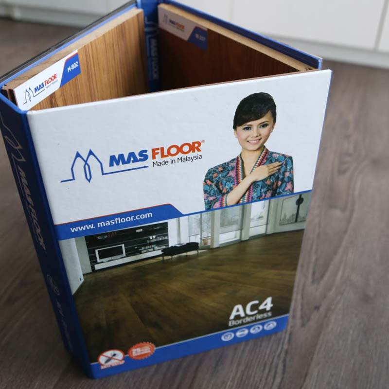 quyển mẫu sàn gỗ dạng dập