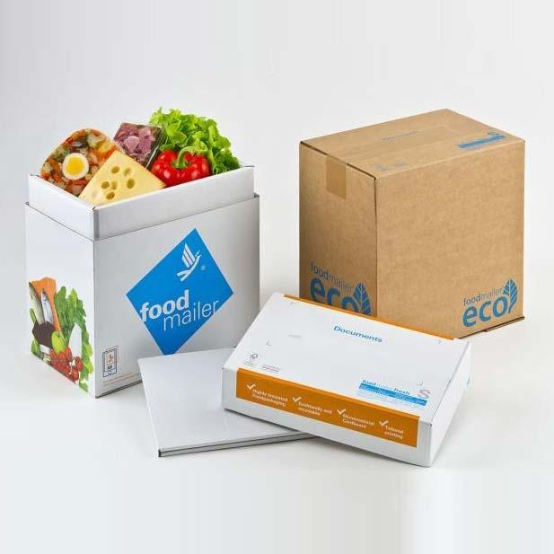 in hộp giấy đựng thực phẩm ăn nhanh