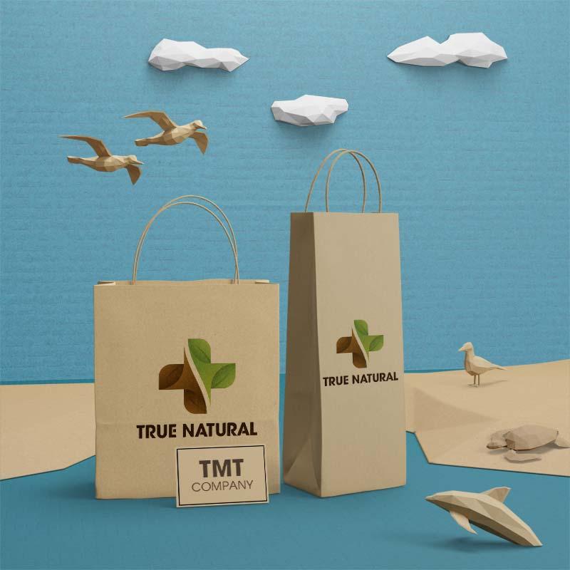 in túi giấy đựng thức ăn chất lượng giá rẻ