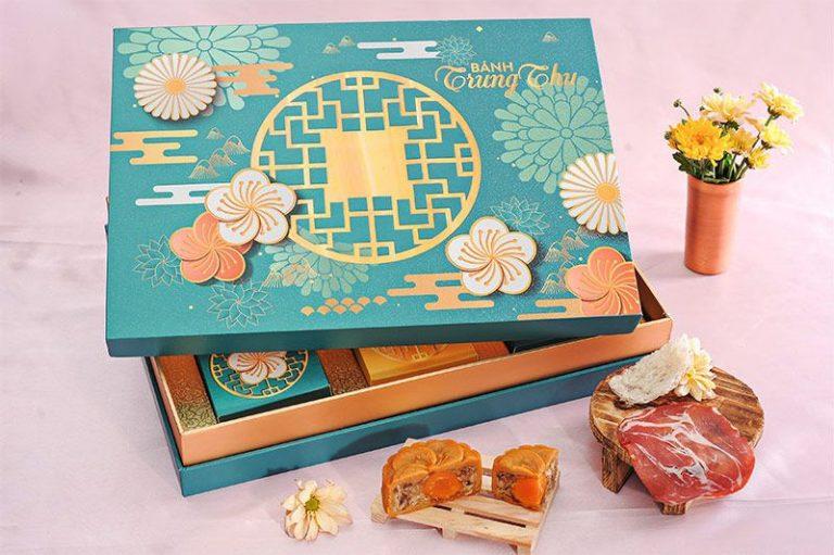 hộp dứng bánh trung thu truyền thống đẹp