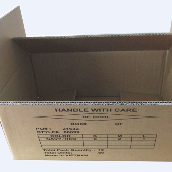 in thùng carton 5 lớp chất lượng uy tín