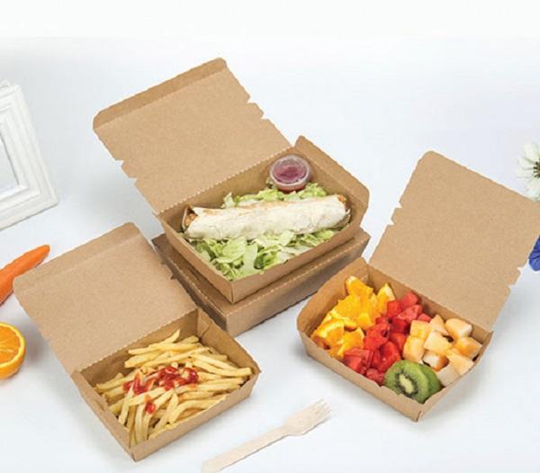 mẫu hộp giấy đựng thực phẩm giá rẻ chất lượng