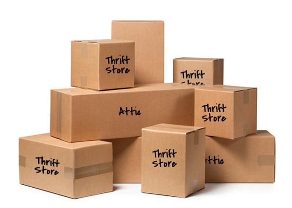 in hộp giấy chuyển hàng theo yêu cầu