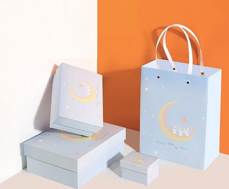 mẫu túi đụng quà tặng hoạt hình đáng yêu