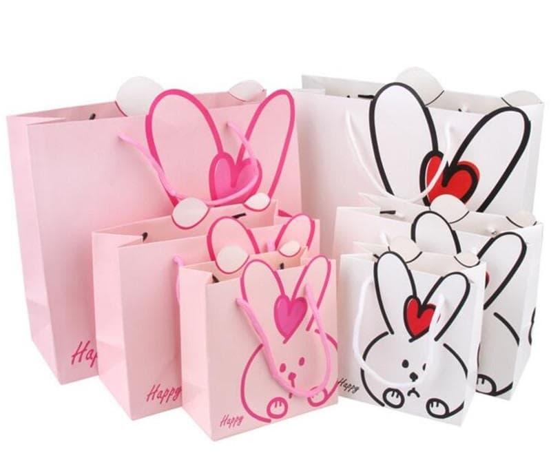 mẫu túi giấy đựng quà tặng cho trẻ em