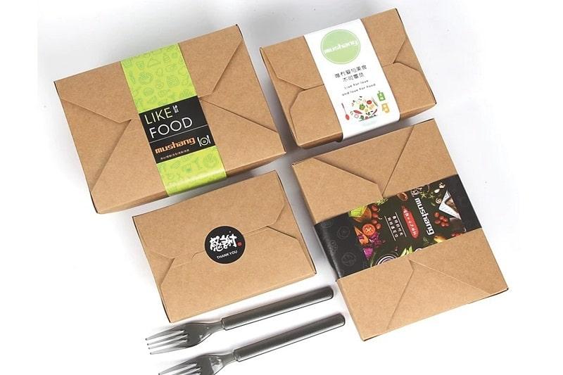 mẫu họp giấy đựng thực phẩm đẹp giá rẻ