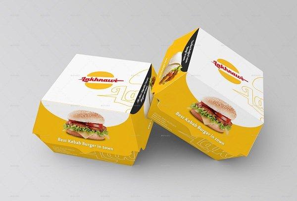 mẫu hộp đựng thức ăn đẹp chất lượng
