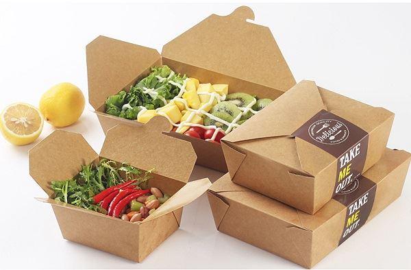 mâu hộp đựng đồ ăn nhanh tiện lợi