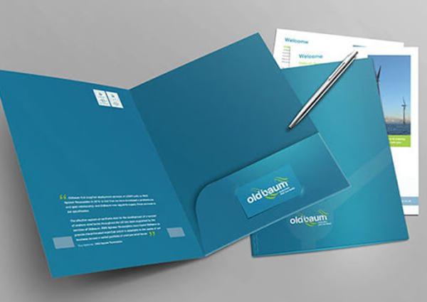 mẫu bìa đựng hồ sơ đẹp choa doanh nghiệp