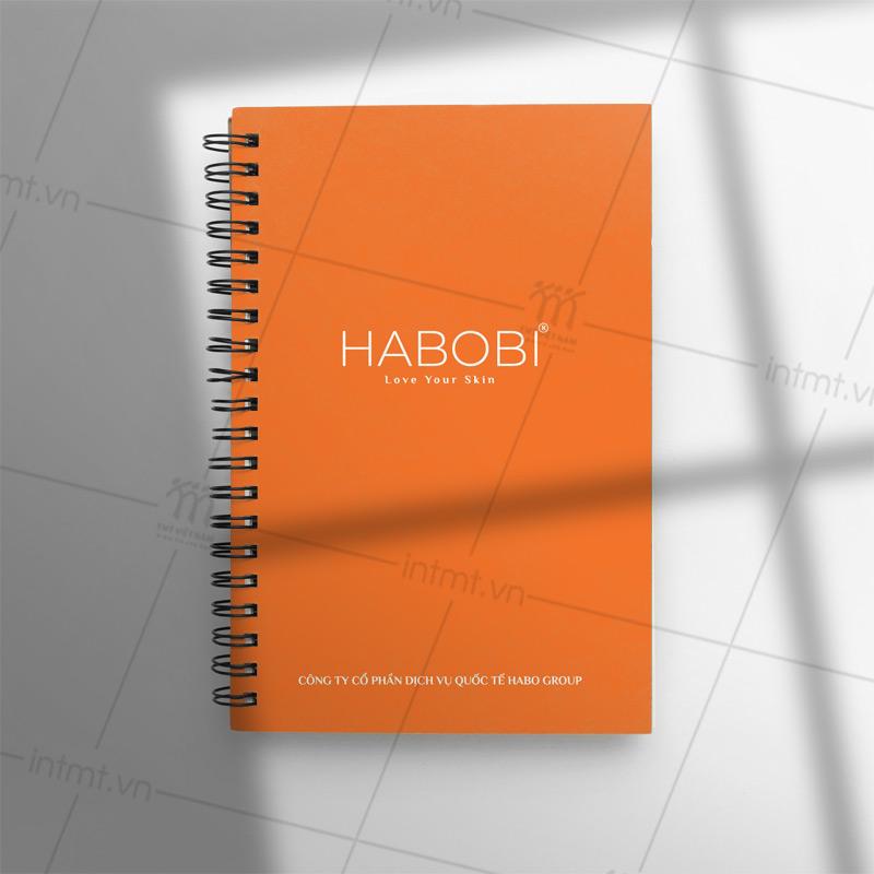 Sổ tay công ty Habobi